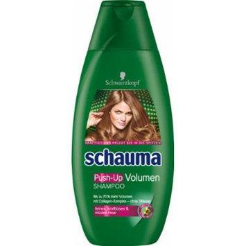 Schauma Shampoo Push-Up Volumen 400ml (german Import)