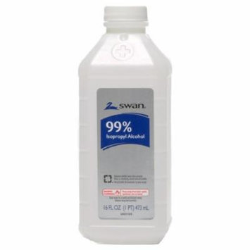 99% Isopropyl Alcohol Antiseptic Solution - 16 OZ - 3 Pack