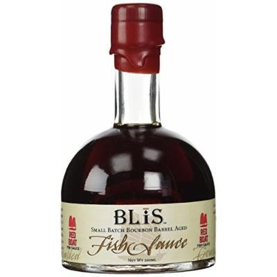 BLiS Barrel Aged Fish Sauce, 200ml Bottle