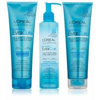 L'Oréal Paris EverCurl Hydracharge Shampoo and Conditioner Trio