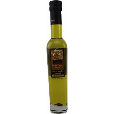 Pons White Truffle Infused Spanish Extra Virgin Olive Oil, 250ml (8.5oz)