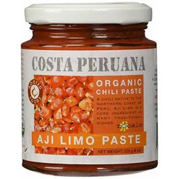 Organic Aji Chili Paste - Aji Limo (8 ounce)