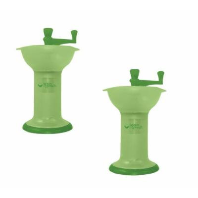green sprouts Baby Food Mill, Green, 2 Count