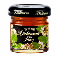 Dickinson's Pure Honey 72 - 1.1 Oz. Glass Jars / Case