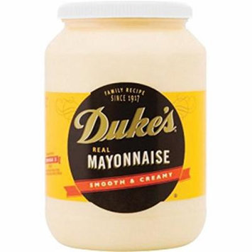 Duke's Mayonnaise, 1 GALLON! (128 oz)