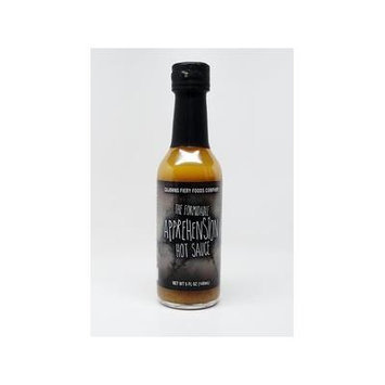 The Formidable Apprehension Hot Sauce