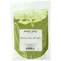 Whole Spice Matcha Pure Pre-Mix, 4 Ounce