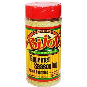 Bijol Gourmet Seasoning. Sazon Gourmet 10 oz