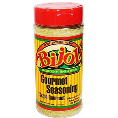Bijol Gourmet Seasoning. Sazon Gourmet 10 oz