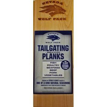 Chef Locke University of Nevada TailGating BBQ Plank