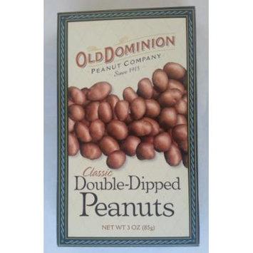 Old Dominion Classic Double Dipped Peanuts 3 OZ Box