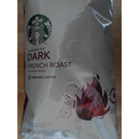 Starbucks Dark French Roast Ground Coffee - 20 Oz Bag