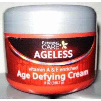 Lot of 3 AGE DEFYING Face&Neck Cream Moisturizes ANTI-WRINKLE Cream Skin 8oz