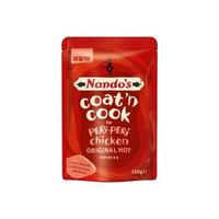 Nando's Peri Peri Chicken Original Hot Coat N Cook 120G (2 Packs)