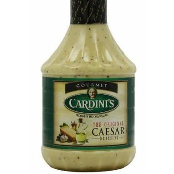 Cardini's Original Caesar Dressing, 32-Ounce Bottles