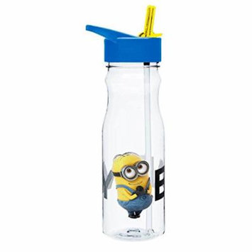 DESPICABLE ME MINIONS-WATER BOTTLE BY ZAK DESIGNS 25 oz.