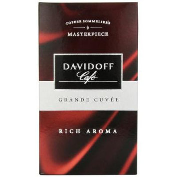 Davidoff Cafe Rich Aroma Ground Coffee, 8.8 Ounce Package