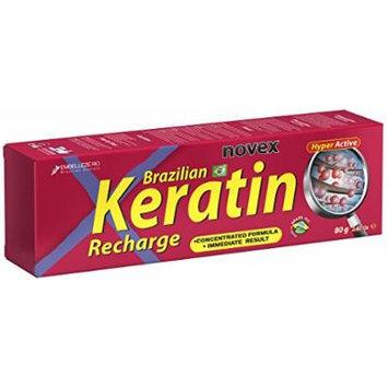 Brazilian Hair Tratment Keratin Recharge (Recarga de Queratina) by Embelleze - Pack of 6