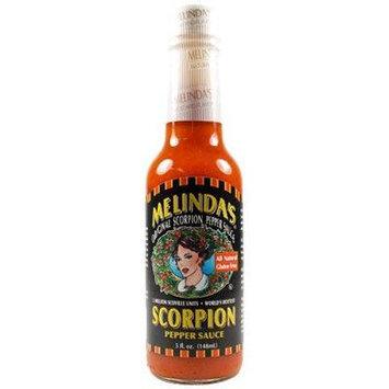 Melinda's Scorpion Pepper Hot Sauce (Pack of 3)