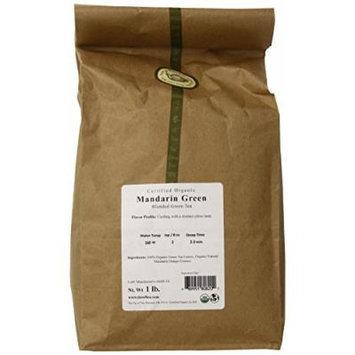 The Tao of Tea Mandarin Green, 1-Pounds