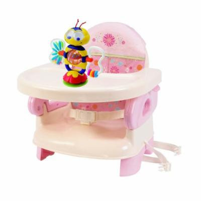Summer Infant Deluxe Booster Seat with Toy - Pink