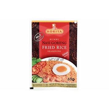 Bumbu Nasi Goreng Sedang (Fried Rice Mild Seasoning) - 2.1oz (Pack of 3)
