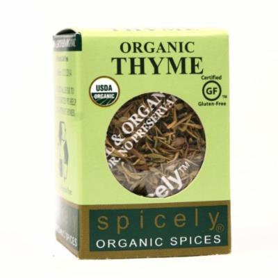 Spicely Organic Thyme - Compact