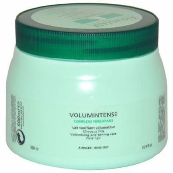 Resistance Volumintense Volumising and Toning Care Rinse-Out Unisex Rinser by Kerastase, 16.9 Ounce