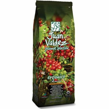 Juan Valdez Gourmet Organic Selection Ground Coffee , 10 Oz