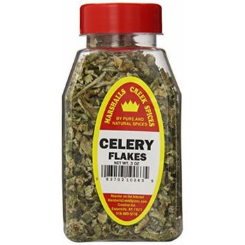Marshalls Creek Spices Celery Flakes Seasoning, 3 Ounce