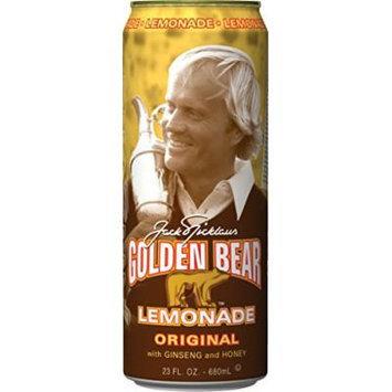 AriZona Golden Bear, Lemonade, 23 Ounce (Pack of 24)