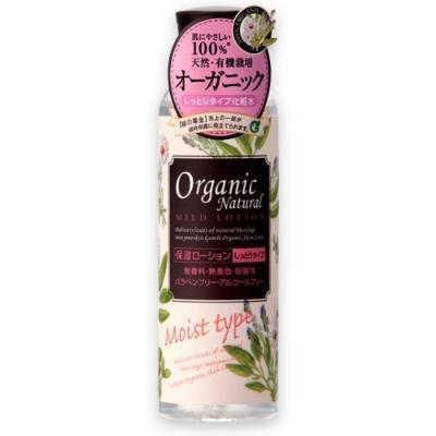 Meishoku Organic Natural Mild Toner (Moist) 200ml
