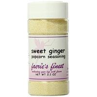 Faeries Finest Popcorn Seasoning, Sweet Ginger, 3.20 Ounce