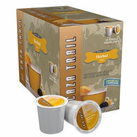 Caza Trail Tea, Quiet Time Herbal, 24 Single Serve Cups