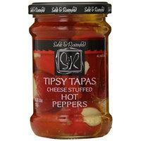 Sable & Rosenfeld Tipsy Tapas Peppers, Hot, 8.8 Ounce
