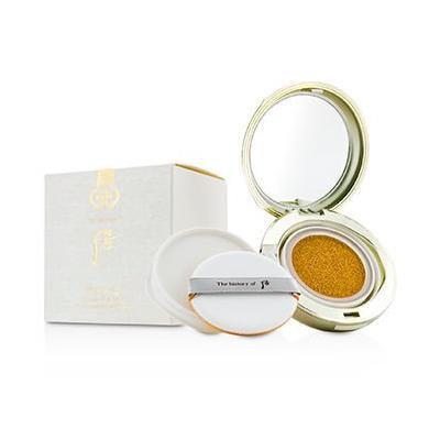 Korean Cosmetics_The History of Whoo Gongjinhyang Seol Whitening and Moisture Glow Cushion (spf 50+, pa++)_no.23 natural beige_15g x 2ea