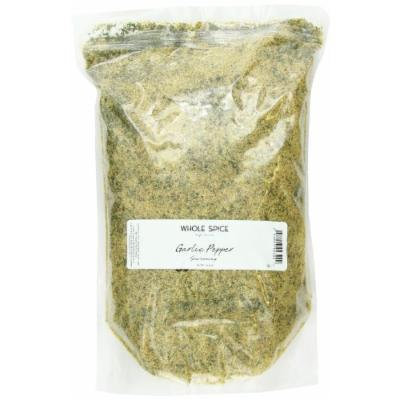 Whole Spice Garlic Pepper Seasoning, 5 Pound