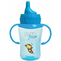 1 Bornfree 9 Oz Drinking Cup, New, BPA Free Blue
