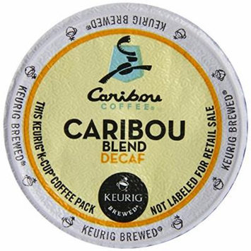 Caribou Coffee Caribou Decaf Blend, K-Cups for Keurig Brewers, 30-Count