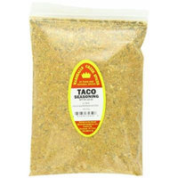 Marshalls Creek Spices Taco Seasoning Refill, 18 Ounce (Pack of 12)