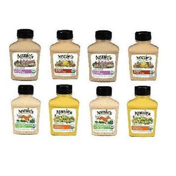 Annie's-mustard-variety Pack [8 Pack]