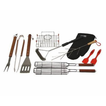 Ultimate BBQ Grill Accessory Kit