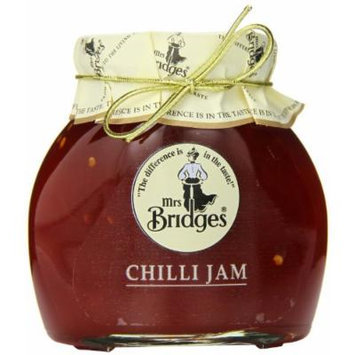 Mrs Bridges Chilli Jam, 11 Ounce
