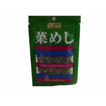 Mishima Nameshi Rice Seasoning Mix, .63-Ounce Units (Pack of 10)