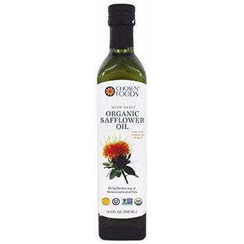 Chosen Foods - Organic High Oleic Safflower Oil - 16.9 oz