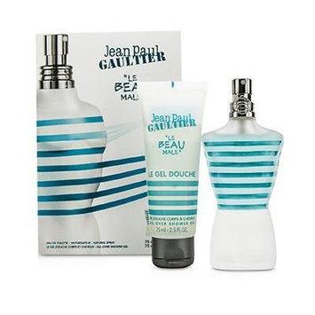 Jean Paul Gaultier Le Beau Male Coffret: EDT Spray 75ml/2.5oz + Shower Gel 75ml/2.5oz 2pcs