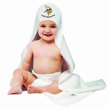 NFL Minnesota Vikings Hooded Baby Towels