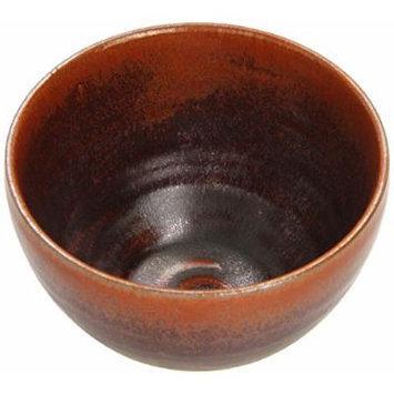 DoMatcha Handcrafted Japanese Matcha Bowl, Red