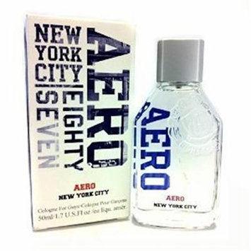 Aeropostale Aero New York City 1987 1.7 Oz / 50 Ml Cologne Pour Garcons Men New in Box EDT Spray - Guaranteed Fresh