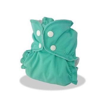AppleCheeks 2-Size Envelope Cloth Diaper Cover (Size 1 (7-20 lbs), RipTide)